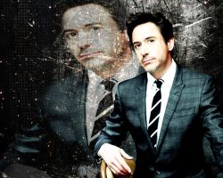 Robert Downey Jr. by Ai-To-Nikushimi