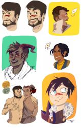 Dragon age things by inu-steakcy