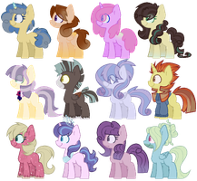 Ship Adopts #1 (OPEN) by SP4CE-P00DLE