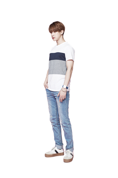 Wonho Png By Jungleelovely by Jungleelovely