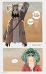 Sand Planet by M00nBlink