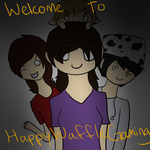 Welcome To HappyWaffleGaming~ by wavesplash202