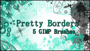 GIMP Pretty Borders by Illyera