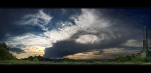 Hungarian skies pt.XXIV. by realityDream