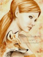 Kindreds- Red Fox by sylph7sky