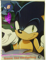 .:Sonic X Cards:. S7 by SEGAMew