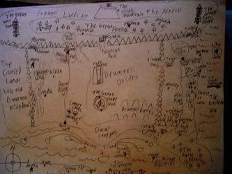 The Map of Aldeeria by theguv2