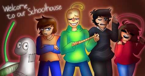 Welcome to our school house! by Mr-Ms-Faded