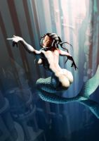 Fantasy Mermaid by solterbeck65
