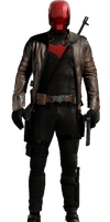 Red Hood in Transparent background by Gasa979