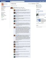 Storybook Facebook Fight by Chrissiannie