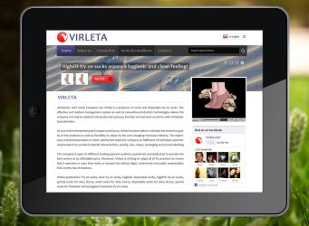 Virleta by ARIUSdesign