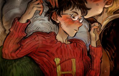 Hangover-Drarry by huanGH64
