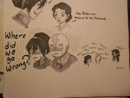 LOK Short Comic Part 2 by Kimchibokumbab