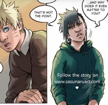 My Neighbor Naruto - Page 40 Preview by Yasuli
