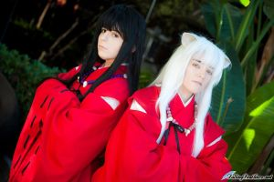 Inuyasha Back to Back by Foayasha