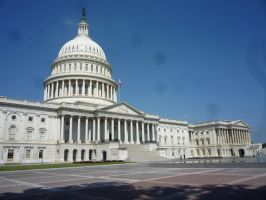 United States Capitol 2 by raindroppe