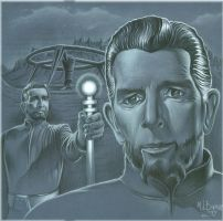 Michael Rennie as The Keeper by MJBivouac