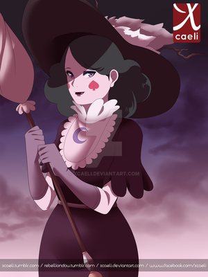 Eclipsa Butterfly by xCaeli