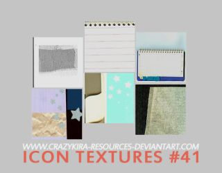 Icon Textures .41 by crazykira-resources