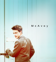 James McAvoy - 1 by FirstTimeLady