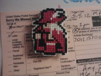 Final Fantasy - Red Mage Magnet (Revamp) by Eimiisan