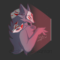 Kitsune by Dysphoriyl