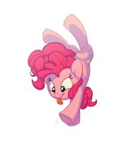 Bronycon print: Pinkie Pie by Siansaar