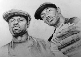 Mobb Deep by LoriF