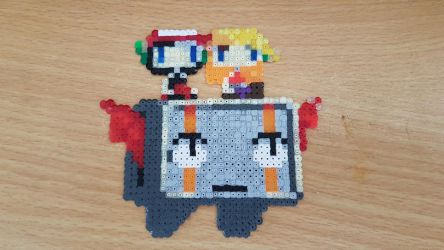 Cave Story pixel art by maxlefou
