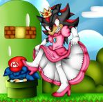 Silly Sonic, Heros are for LADIES by Shaida-Wolf