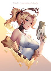 MERCY by CianYo