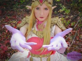 Power of the Sages- LOZ Zelda Cosplay by BanditsSpurs