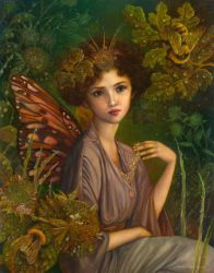 The Faerie Queen by PinkParasol