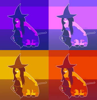 Witches by NingNinja