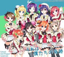 LoveLive! 2nd season by Trianon-dfc