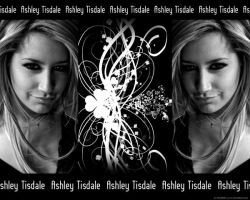 Ashley Tisdale Wallpaper 3 by HiKaRii90