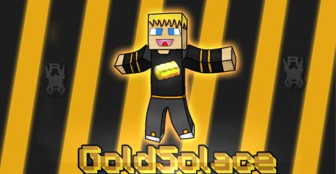 GoldSolace Art By me by Ra2951