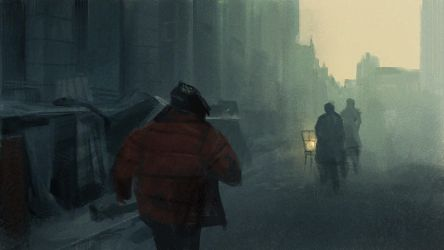 1hr Study - Children Of Men 05 by tobiee