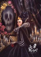 Evil Queen by Hell-Strawberry