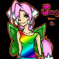 Jenny for atashilvr98 :3 by CrazyLittleNaruto