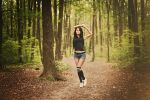 Dancer in the... forest by GCherry