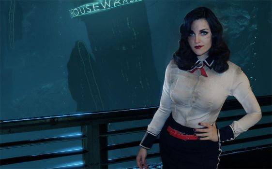 Burial At Sea - House Wares by CosplayInABox