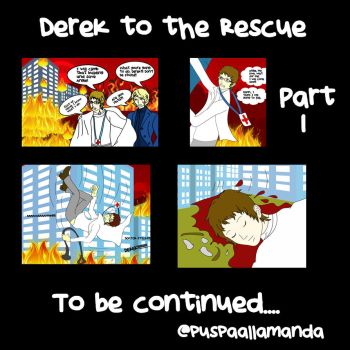 Derek to the rescue part 1 by allamandaphotography