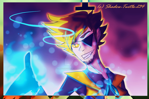 Bill Cipher|Care For A Deal, Pine Tree?|G.Falls by Shadow-Turtle-234