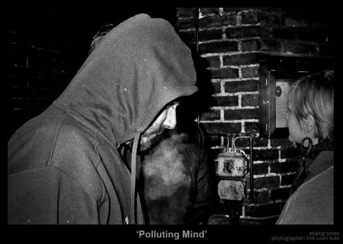Polluting Mind by MrColon