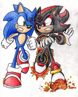 Head to Head by sonicbommer