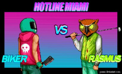 Hotline Miami by PauNZ
