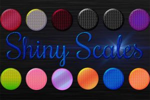 EVA BAXTER DESIGNS -- FREE SHINY SCALES STYLES by EvaTakesNoPrisoners