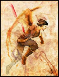 Prince of Persia by ShouYume